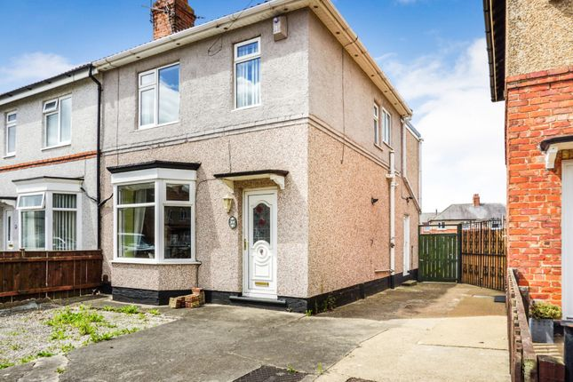 Semi-detached house for sale in The Stray, Darlington