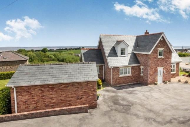 Thumbnail Detached house for sale in Carmel Road, Carmel, Holywell, Flinshire