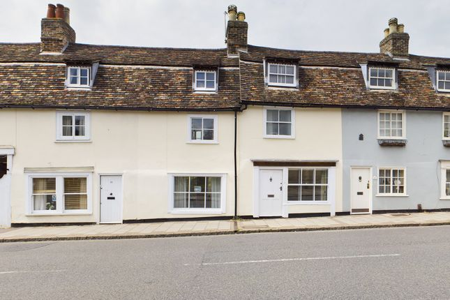 Thumbnail Terraced house for sale in Castle Street, Cambridge