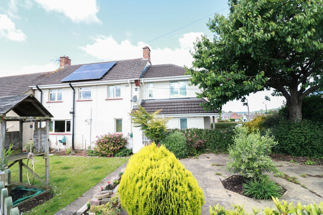 Thumbnail Semi-detached house for sale in Orchard Road, Nailsea