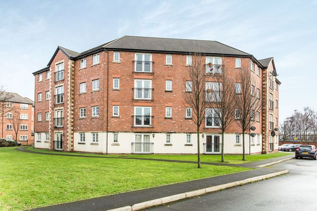 Thumbnail Flat to rent in Giants Seat Grove, Swinton, Manchester