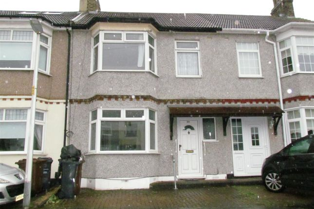 Front of Willow Road, Chadwell Heath, Romford RM6