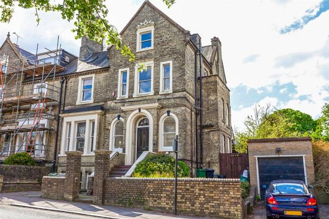 Thumbnail Maisonette for sale in Hampstead Lane, Highgate Village, London