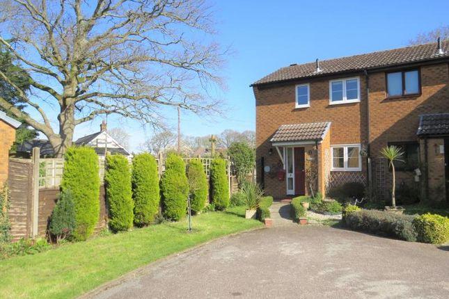 Thumbnail Property for sale in Myrtle Close, Hordle, Lymington