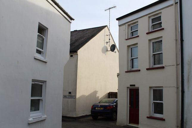 Thumbnail Semi-detached house for sale in Mill Street, Castletown, Castletown, Isle Of Man