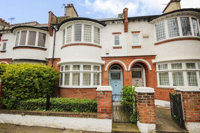 Thumbnail Terraced house for sale in Wyatt Park Road, London