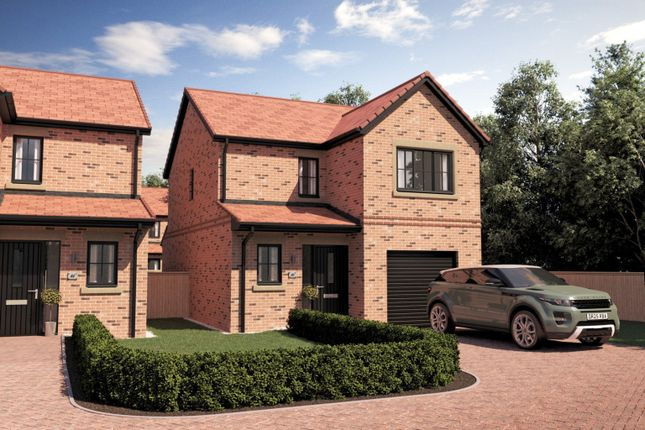 3 bed detached house for sale in The Howard, Salters Lane, Sedgefield, Stockton On Tees TS21