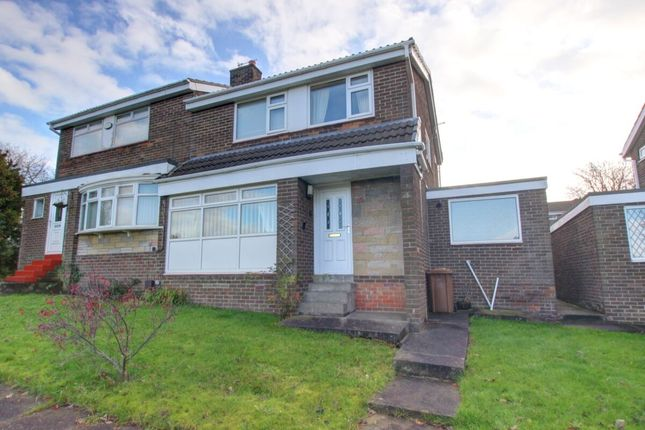 Thumbnail Semi-detached house for sale in Redlands, Houghton Le Spring