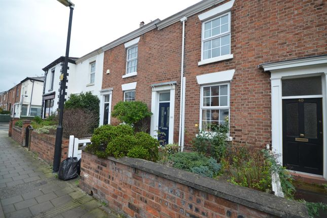 Thumbnail Terraced house to rent in Westminster Road, Hoole, Chester