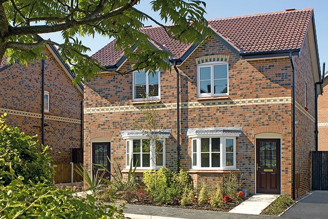 Thumbnail Mews house for sale in Barrington Park, Alsager, Cheshire