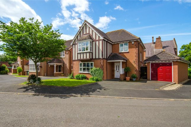 Thumbnail Detached house for sale in Vimiera Close, Worcester