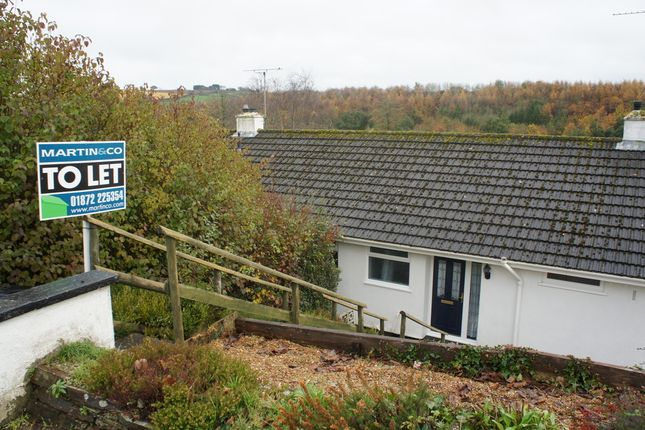 Thumbnail Semi-detached house to rent in Polsue Way, Tresillian, Truro