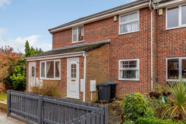 Thumbnail Terraced house for sale in The Woodlands, Fencehouses, Houghton Le Spring