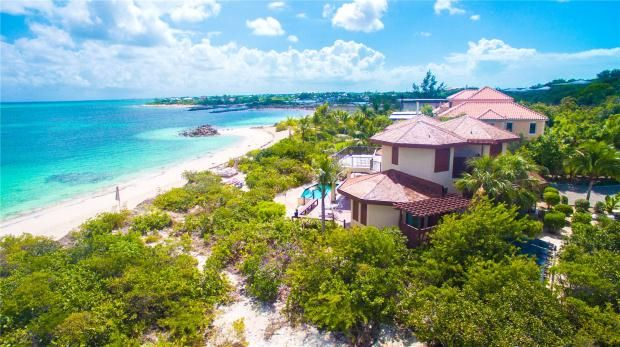 Thumbnail Property for sale in Caya Hico Beach House, Babalua Beach, Providenciales, Turks And Caicos