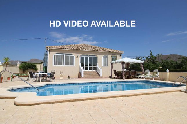 3 bed villa for sale in Hvhc-Ad54Hf, Hondón De Los Frailes, Alicante, Valencia, Spain