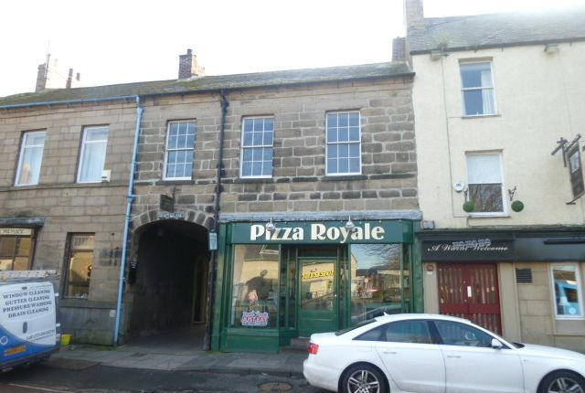 Thumbnail Flat to rent in Chapel Lane, Alnwick, Northumberland