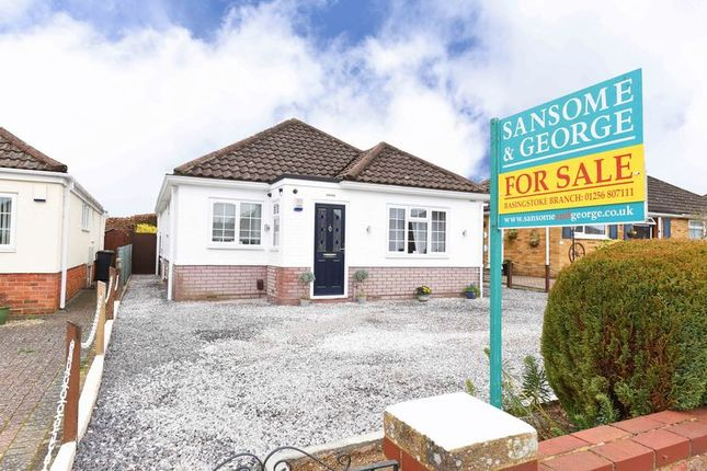 Thumbnail Detached bungalow for sale in High Drive, Basingstoke