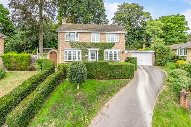 Thumbnail Detached house for sale in Midhurst, West Sussex, Uk