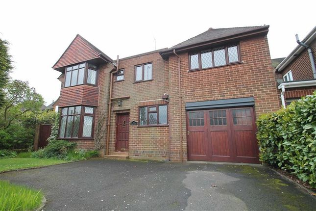 Thumbnail Detached house for sale in Kent Road, Halesowen, West Midlands