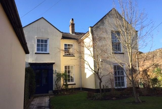 Thumbnail Flat to rent in Salisbury Street, Blandford Forum