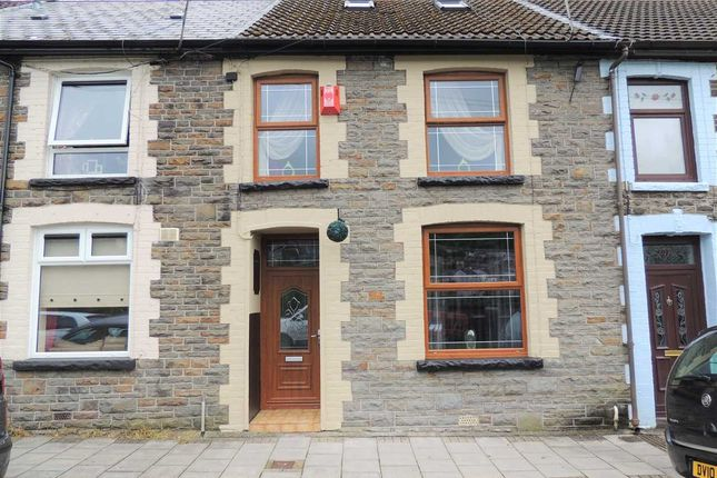 Thumbnail Terraced house for sale in Middle Terrace, Stanleytown, Ferndale