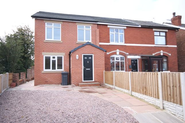 Thumbnail End terrace house for sale in New Lane, Crossens, Southport