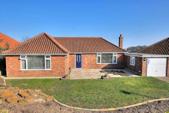 Thumbnail Detached bungalow for sale in Glenda Road, Norwich