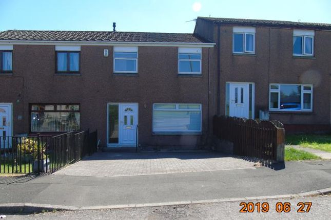 Thumbnail Terraced house to rent in Berwick Crescent, Linwood, Paisley