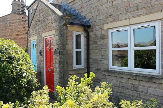 Thumbnail Semi-detached house for sale in High Street, Spofforth, Harrogate