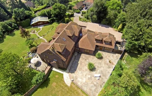 Thumbnail Detached house for sale in Nutbourne Lane, Nutbourne, Pulborough