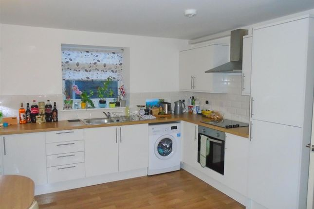 Living Room / Open Plan Kitchen