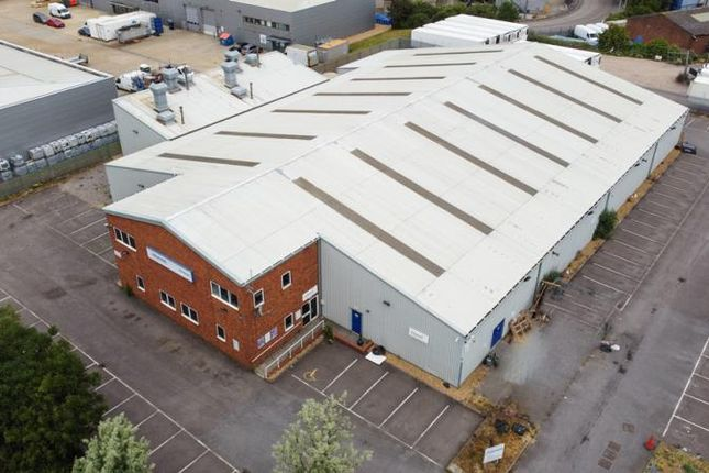 Thumbnail Industrial to let in Unit 2500, Blueprint, Portfield Road, Portsmouth
