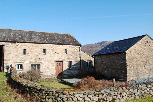 Thumbnail Barn conversion to rent in James Barn, Newby Bridge, Ulverston, Cumbria