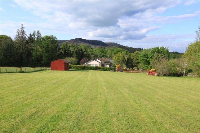 Thumbnail Land for sale in Dolycoed, Llanwrthwl, Llandrindod Wells, Powys