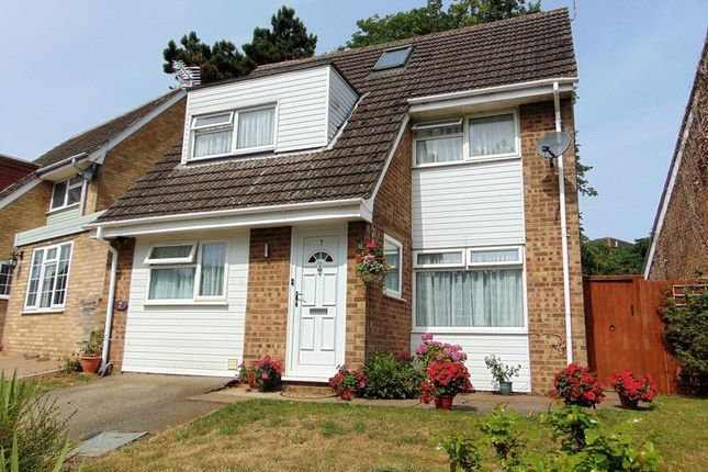 Thumbnail Detached house for sale in Gloucester Close, Weedon