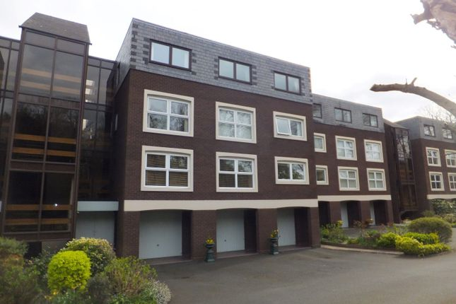 Thumbnail Flat for sale in Aldridge Road, Little Aston, Sutton Coldfield