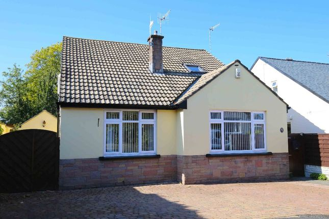 Thumbnail Bungalow for sale in Highfield Drive, Hest Bank, Lancaster