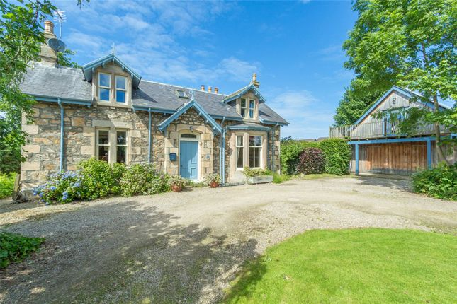 Thumbnail Detached house for sale in Main Street, Urquhart, Elgin, Morayshire
