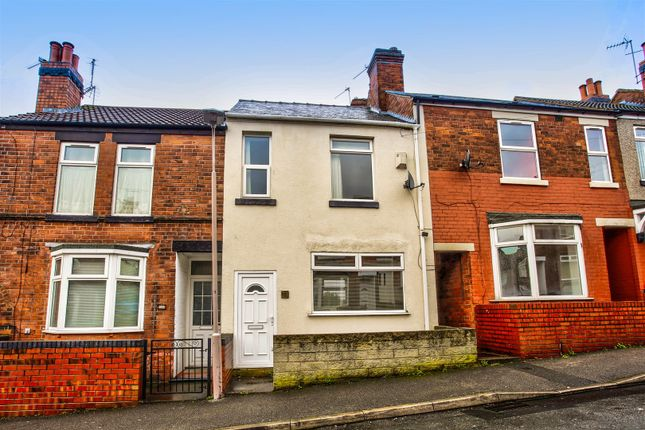Thumbnail Terraced house to rent in Empire Street, Mansfield