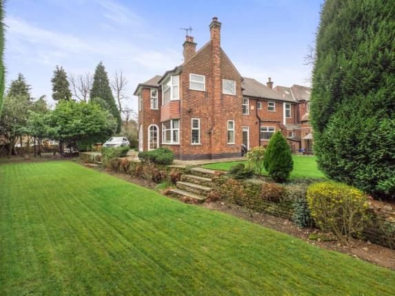 Thumbnail Detached house for sale in Adams Hill, Derby Road, Nottingham, Nottinghamshire