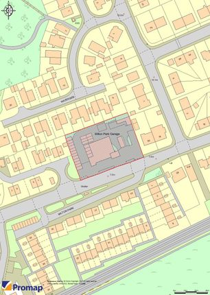 Thumbnail Land for sale in 86 Milton Park Garage Ferry Road, Monifieth
