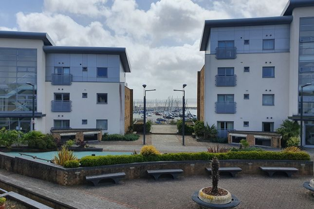 Thumbnail Town house for sale in Norton Way, Poole