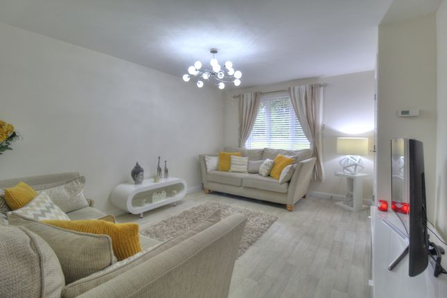 Lounge of Angus Gardens, Monifieth, Dundee DD5