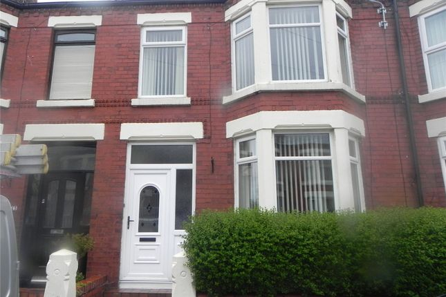 Thumbnail Terraced house to rent in Jonville Road, Aintree