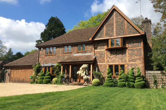 Thumbnail Detached house for sale in Cliddesden Court, Basingstoke