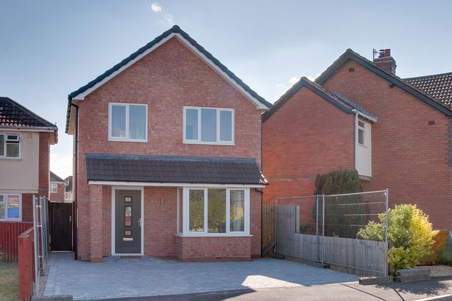 Thumbnail Detached house for sale in Hazel Road, Batchley, Redditch