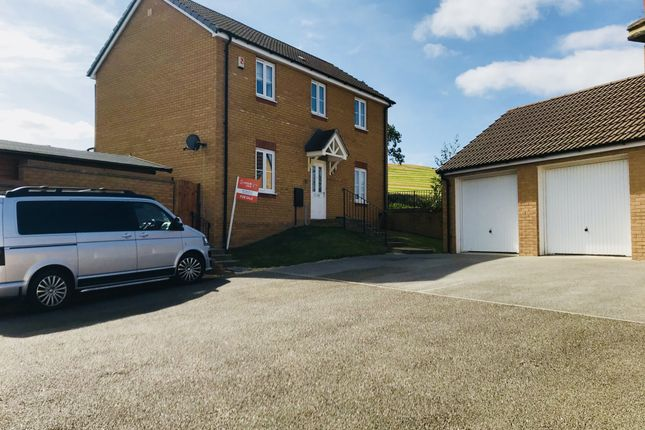 Thumbnail Detached house for sale in Orchard Grove, Highweek, Newton Abbot