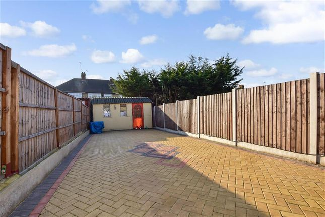 Thumbnail End terrace house for sale in Mapleton Road, London