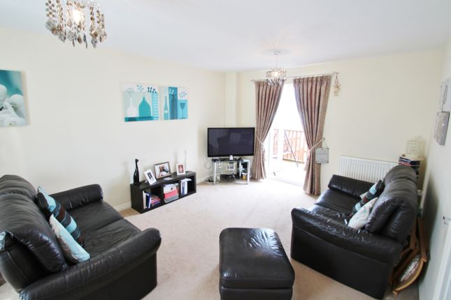 Thumbnail End terrace house for sale in Fleetwood Gardens, Plymouth