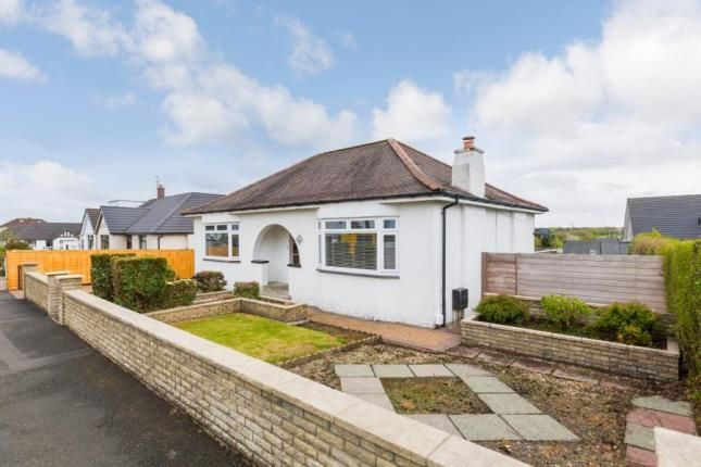 Thumbnail Bungalow for sale in Fourth Avenue, Millerston, Glasgow, North Lanarkshire
